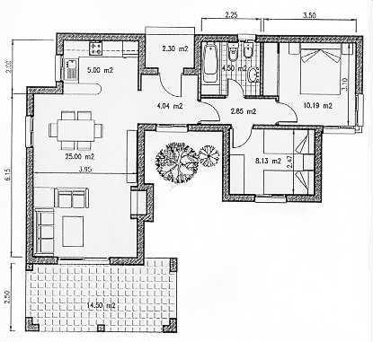 La casa dom tica for Hacer planos a escala